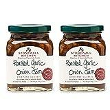Stonewall Kitchen Roasted Garlic Onion Jam,...