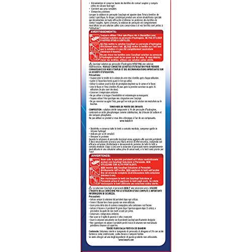 Bausch Lomb EasySept 3-Pack Pflegemittel für weiche Kontaktlinsen, 3 x 360 ml - 2