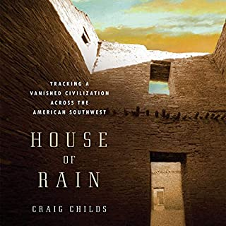 House of Rain audiobook cover art