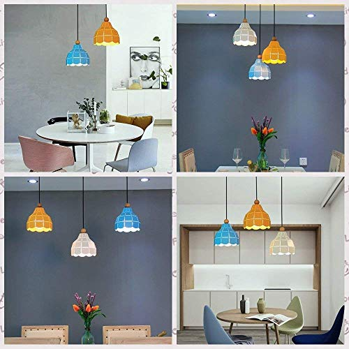 XZ Piccoli lampadari a led in ferro di alta qualità, lampada a sospensione postmoderna a soffitto a tripla testa di personalità nordica,B
