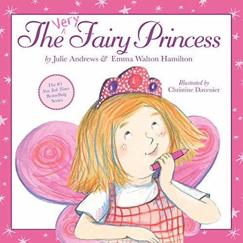 The Very Fairy Princess audiobook cover art