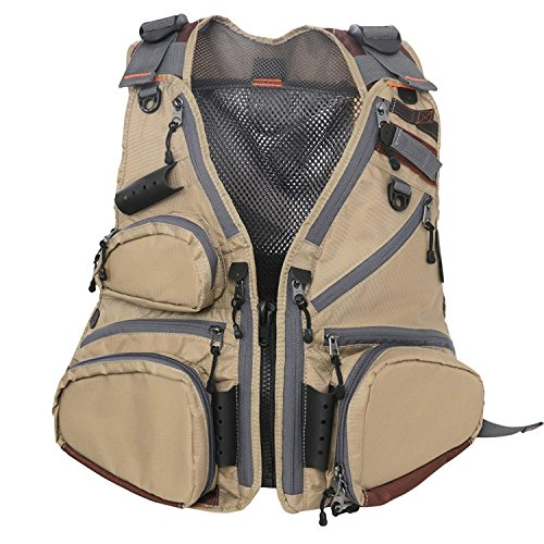 MAXIMUMCATCH Fly Fishing Vest