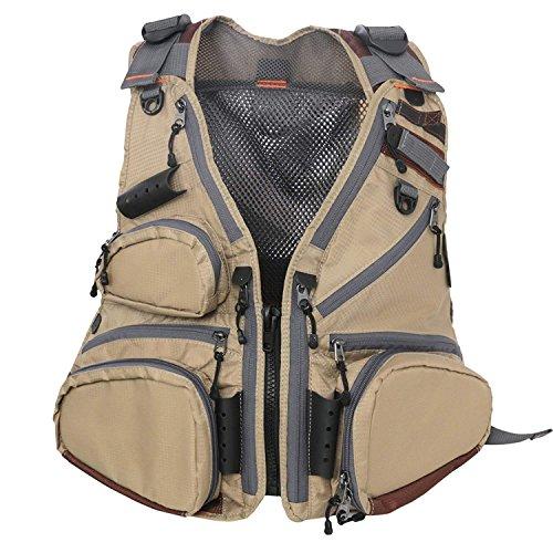 MAXIMUMCATCH Fly Fishing Vest