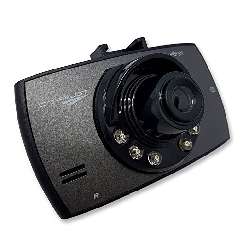 Co-Pilot 720P HD Digital Video Recorder, 2.4' HD Screen, Accident and...