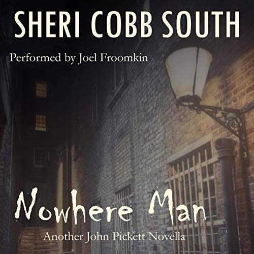 Nowhere Man Audiobook By Sheri Cobb South cover art
