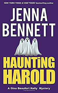 Haunting Harold: A Gina Beaufort Kelly Cozy Mystery (Fidelity Investigations)
