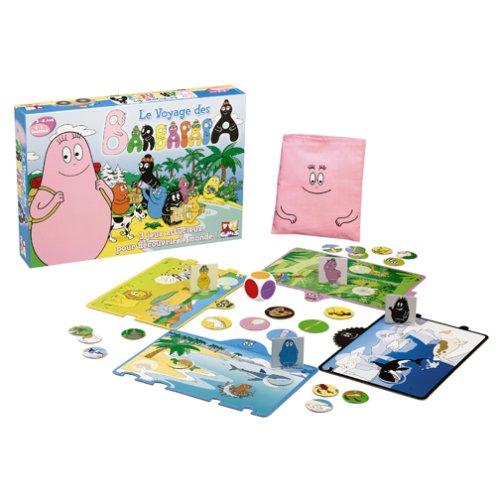 TF1 Games - jeu de société - Le Voyage des Barbapapa