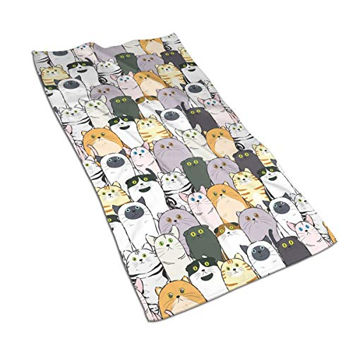 Top 10 Best Selling List for cat pattern kitchen towels