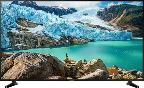 Samsung UE55RU7092U Smart TV 4k Ultra HD 55  Wi-Fi DVB-T2CS2, 3840 x 2160 Pixels, Nero, 2019, [Classe di efficienza energetica A]