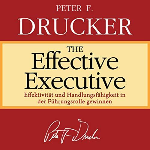 The Effective Executive (German Edition) Titelbild