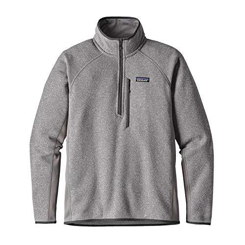 Patagonia M's Sportswear, Giacca Uomo, Feather Grey, XL