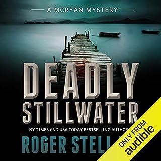 Deadly Stillwater audiobook cover art