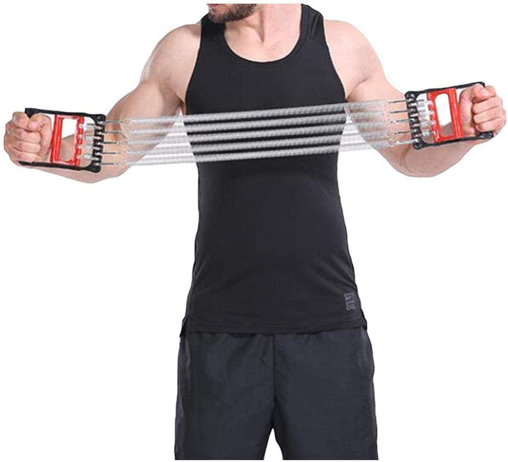 Aohi WXQ-XQ Chest Expander Exerciser for online All stores are sold shop with 5 Men - Spri
