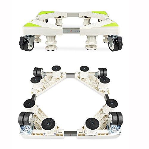 Zhihui Podeste Rahmen ZZHF yushizhiwujia Roller Waschmaschine Base/Pulley Geräte Bewegliche Halterung/Kühlschrank Rack