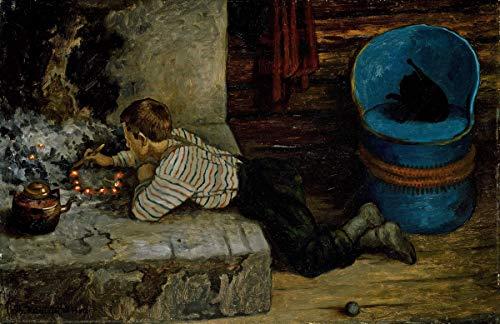 Berkin Arts Theodor Severin Kittelsen Giclee Lienzo Impresi�