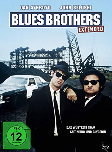 Blues Brothers - Limited Extended Deluxe Edition [Blu-ray]