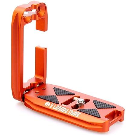 3 Legged Thing Copper Ellie Universal L-Bracket for DSLRs & Mirrorless Cameras