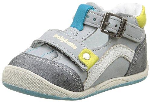 babybotte Parapente, Chaussures Bébé Marche Garçon, Gris (074 Gris), 18