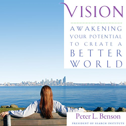 Vision audiobook cover art
