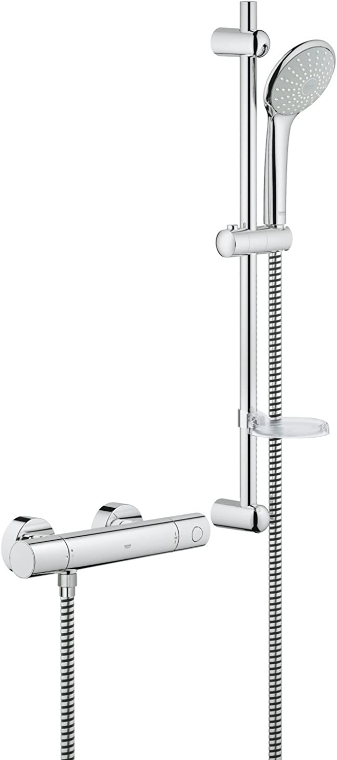 GROHE 34437000   Grohtherm 1000 Cosmopolitan M Shower Set