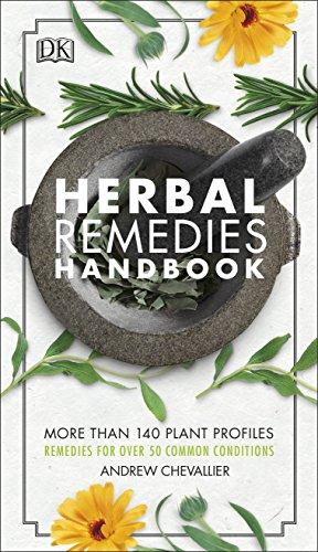 Herbal Remedies Handbook: More Than…