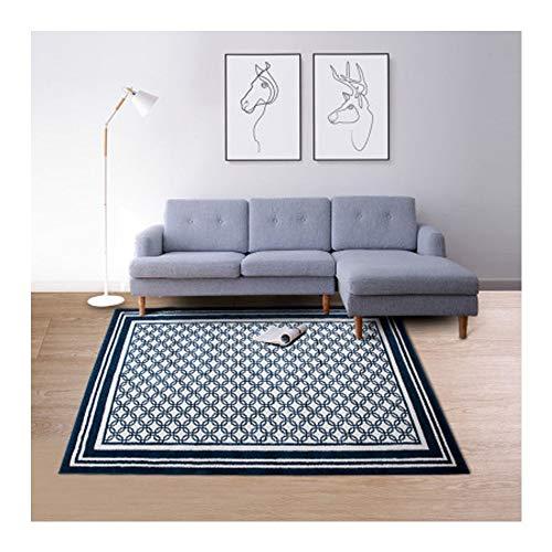 J. SCT -10 Tapis de grande surface moderne antidérapant durable de haute qualité décoration de maison PHC designer salon/chambre à coucher