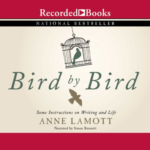 Bird by Bird Audiobook By Anne Lamott cover art