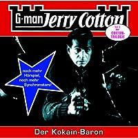 Der Kokain-Baron (Jerry Cotton 16) Hörbuch