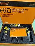 Cloudsale 9006/HB4 HID Xenon Light Kit Bulbs 6000k High Intensity Discharge Kit Conversion