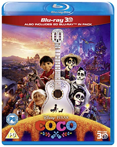 Coco 3D BD [Blu-ray] [UK Import]