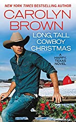 Long, Tall Cowboy Christmas cover