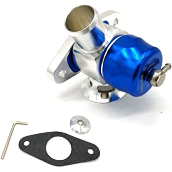 Hybrid Dual Port Blow Off Valve for 2008-2014 Subaru Impreza WRX and 2005-2009 Legacy GT 2.5L Turbo