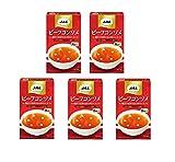 明治 JAL ビーフコンソメ 8袋 ×5個