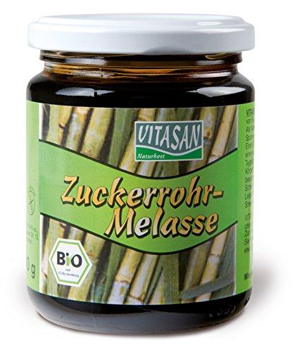 BIO Melasse aus Zuckerrohr, 300g