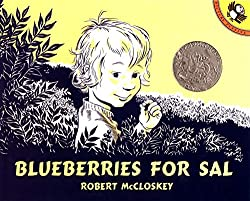 A to z kids stuff preschool kindergarten learning colors for Blueberries for sal coloring page