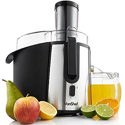 Vonshef 990 W Fruit Juicer