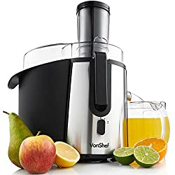 Juicing doesn't have to cost a fortune! Here a great machine to buy from Amazon.co.uk