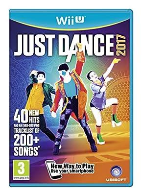 Just Dance 2017 (Nintendo Wii U)
