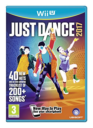 Nintendo Wii U Just Dance 2017 NEU&OVP UK Import auf deutsch spielbar