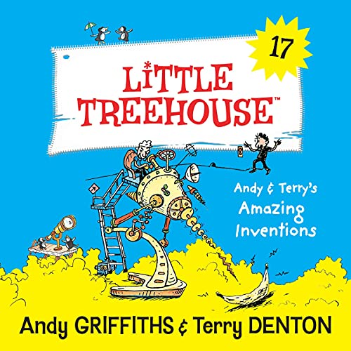 Andy and Terry's Amazing Inventions cover art