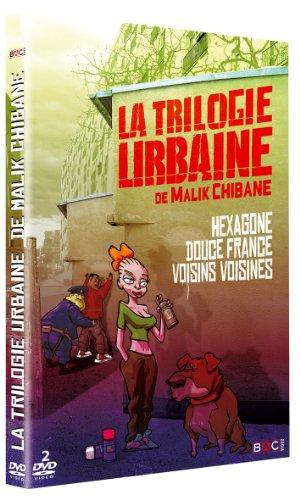 La Trilogie urbaine de Malik Chibane [Francia] [DVD]