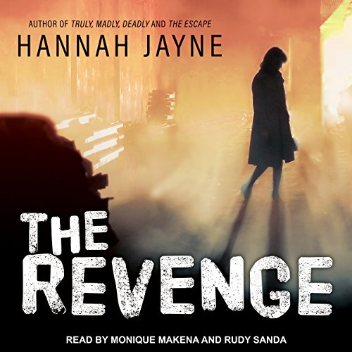 The Revenge audiobook cover art