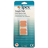 Apex Healthcare Products 71002 Temple Pads by Apex Healthcare Products