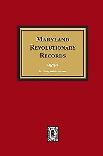 Maryland Revolutionary Records
