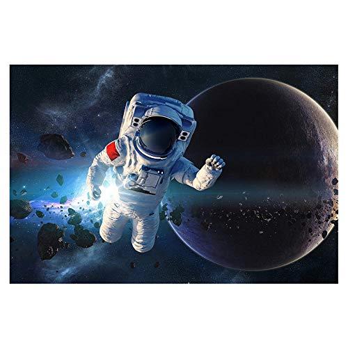 大人のためのパズル1500個、宇宙からの脱出、クラシックジグソーパズルのおもちゃギフト, 87X57Cm