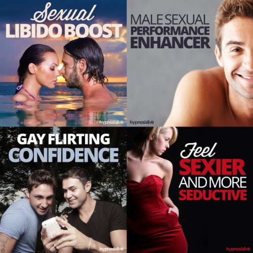 Sexual Hypnosis for the Gay Man Bundle audiobook cover art