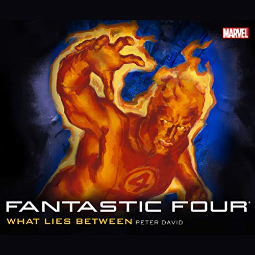 Fantastic Four: What Lies Between cover art