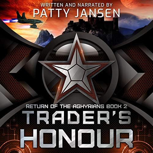 Trader's Honour Audiobook By Patty Jansen cover art