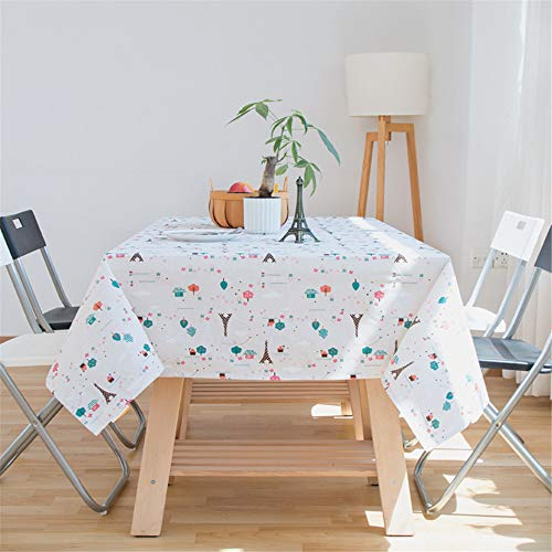 Simple Pastoral Cotton Table Cloth, Suitable For Home, Picnic, Party Table Runner