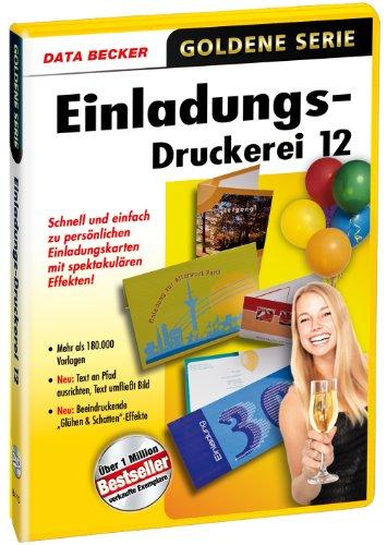 Einladungs-Druckerei 12